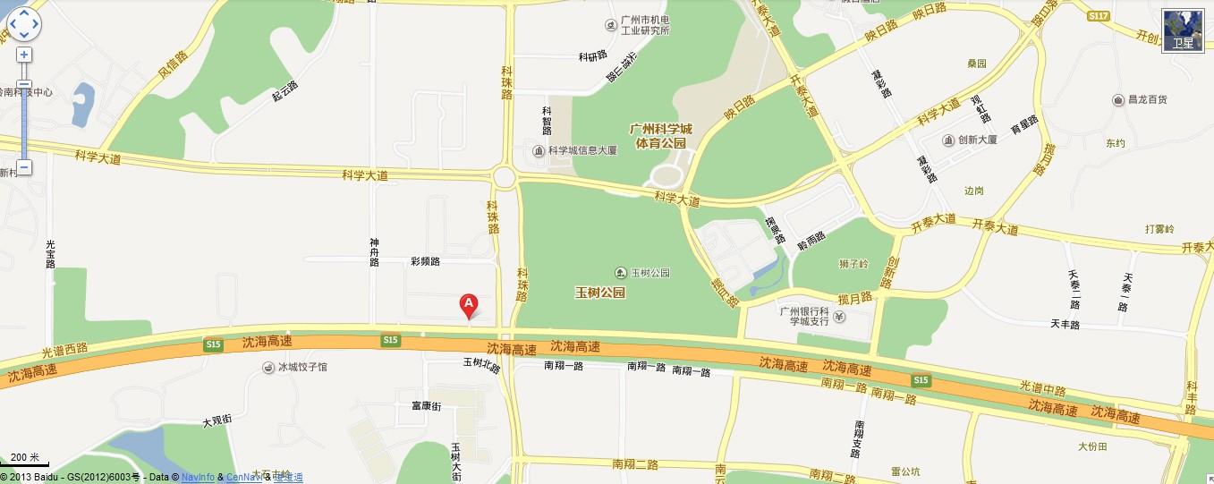 肇庆市贝水镇地图